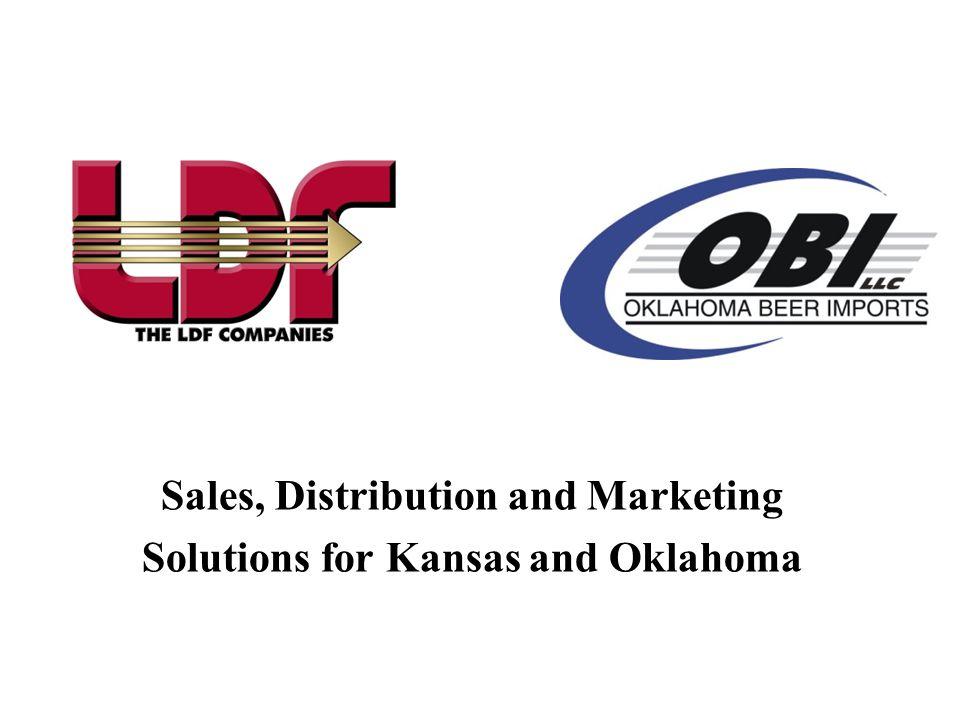 Sales, Distribution and Marketing Solutions for Kansas and Oklahoma