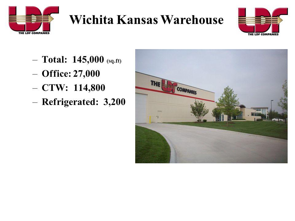 Wichita Kansas Warehouse