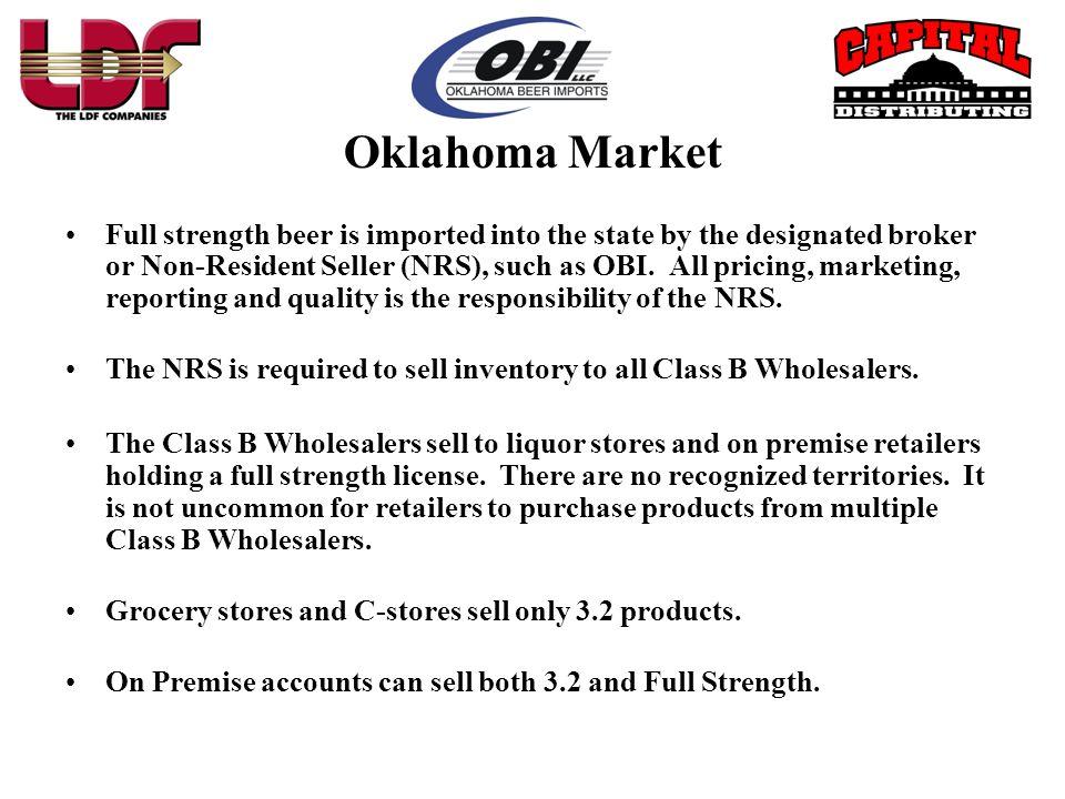 Oklahoma Market