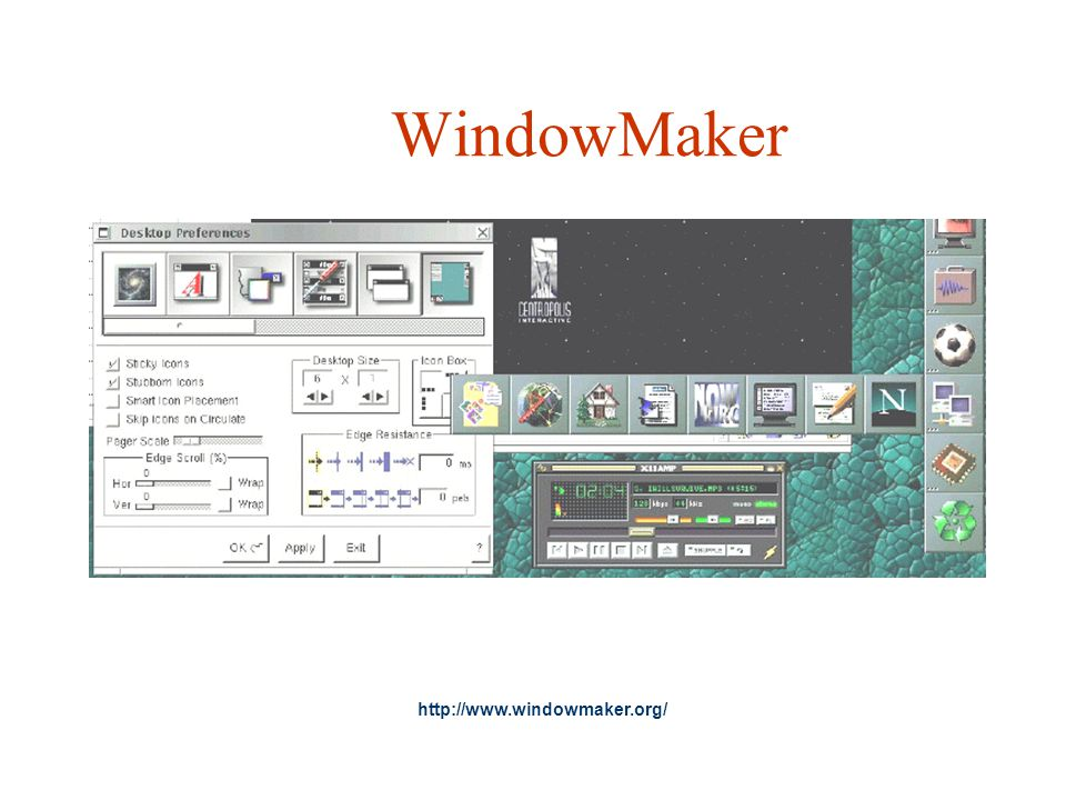 WindowMaker