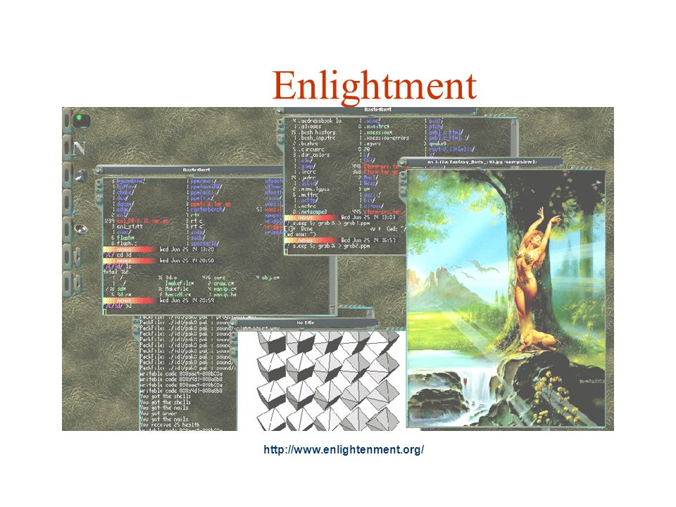 Enlightment