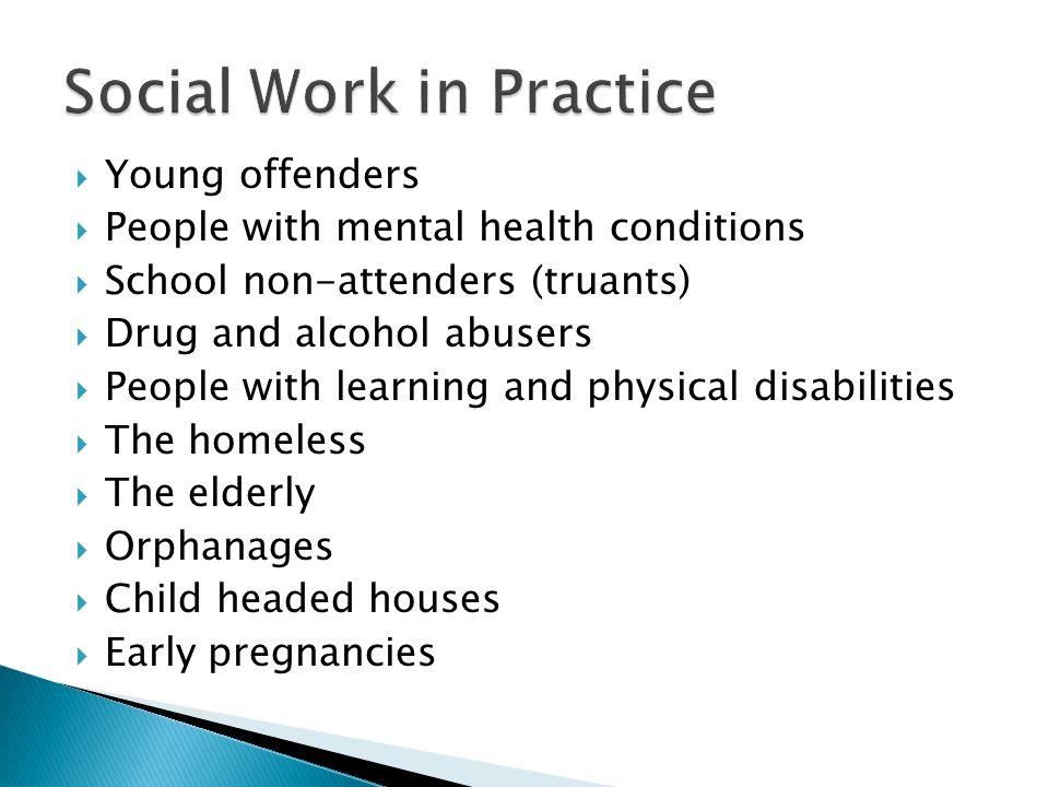Social Work in Practice