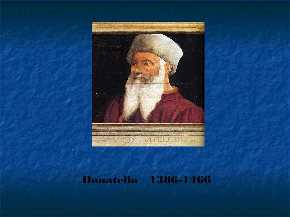 Donatello 1386-1466