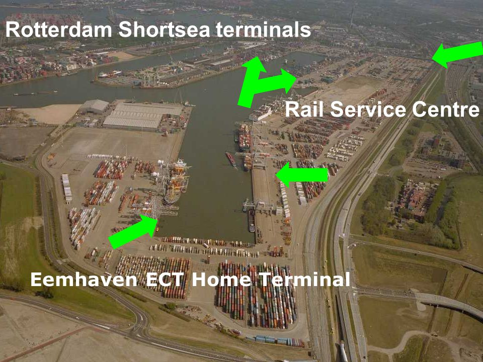 Eemhaven ECT Home Terminal