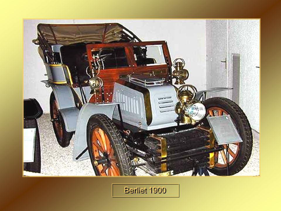 Berliet 1900