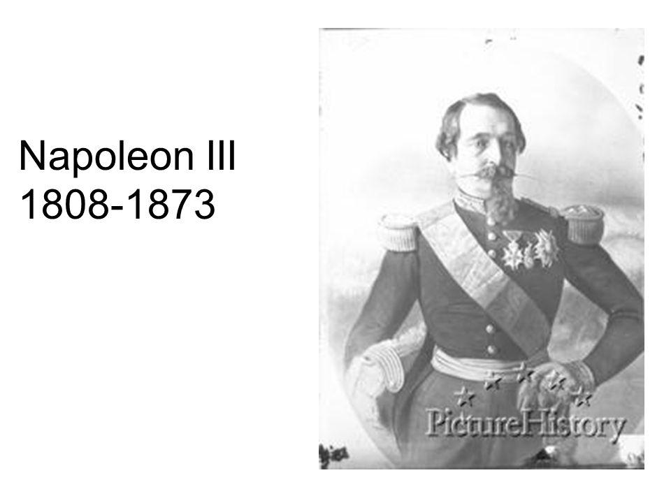 Napoleon III 1808-1873