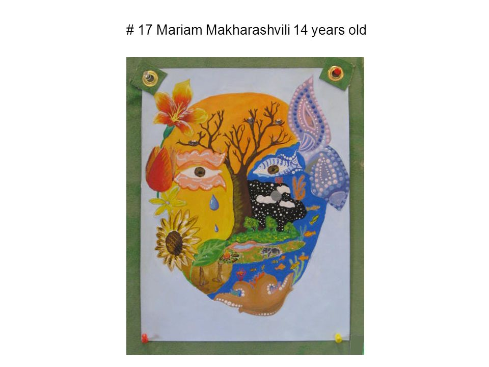 # 17 Mariam Makharashvili 14 years old