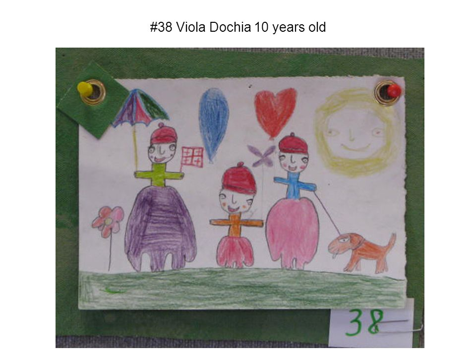 #38 Viola Dochia 10 years old