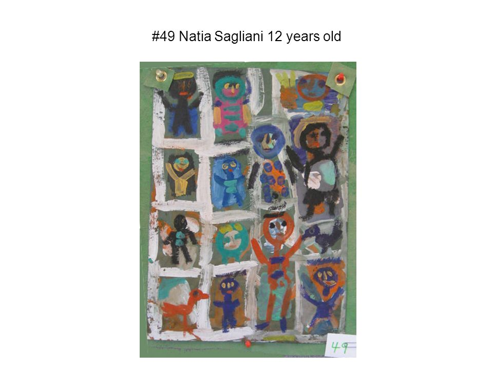 #49 Natia Sagliani 12 years old