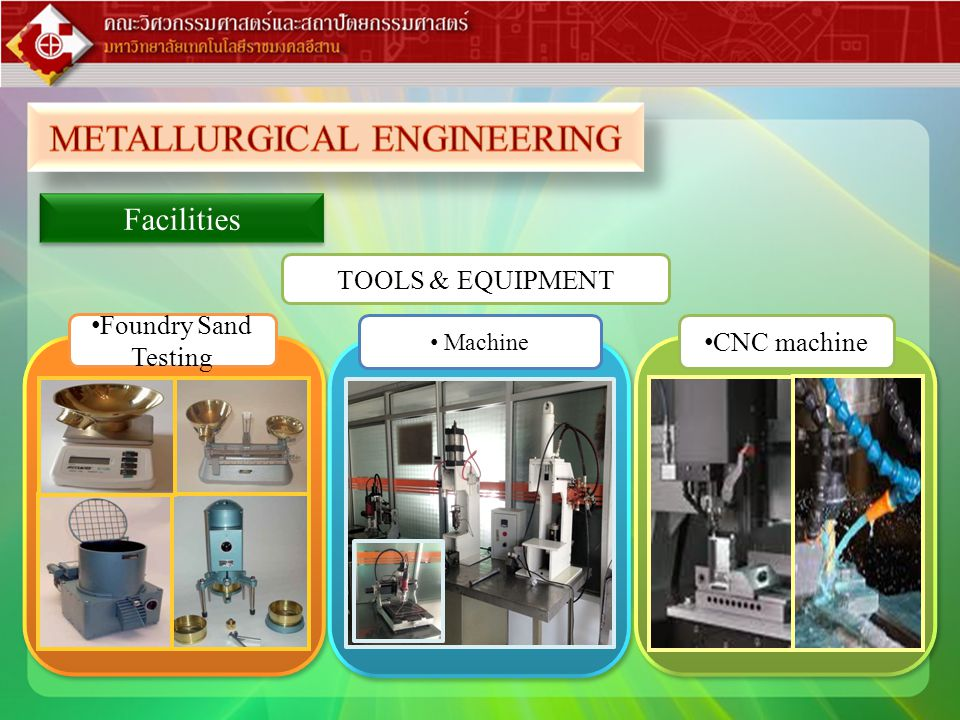METALLURGICAL ENGINEERING