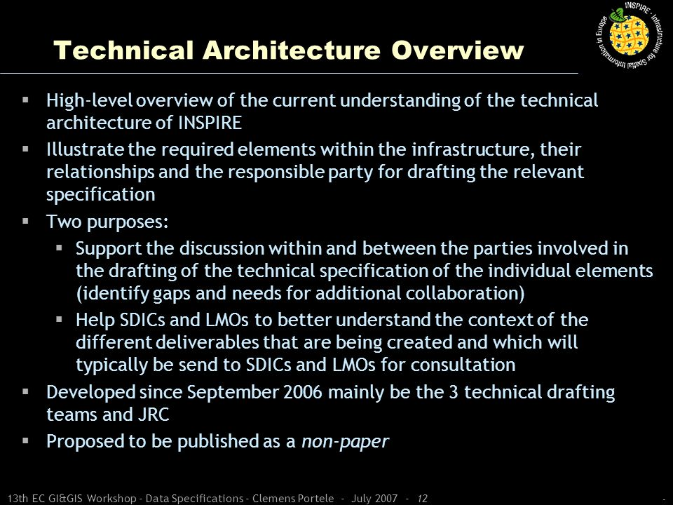 Technical Architecture Overview
