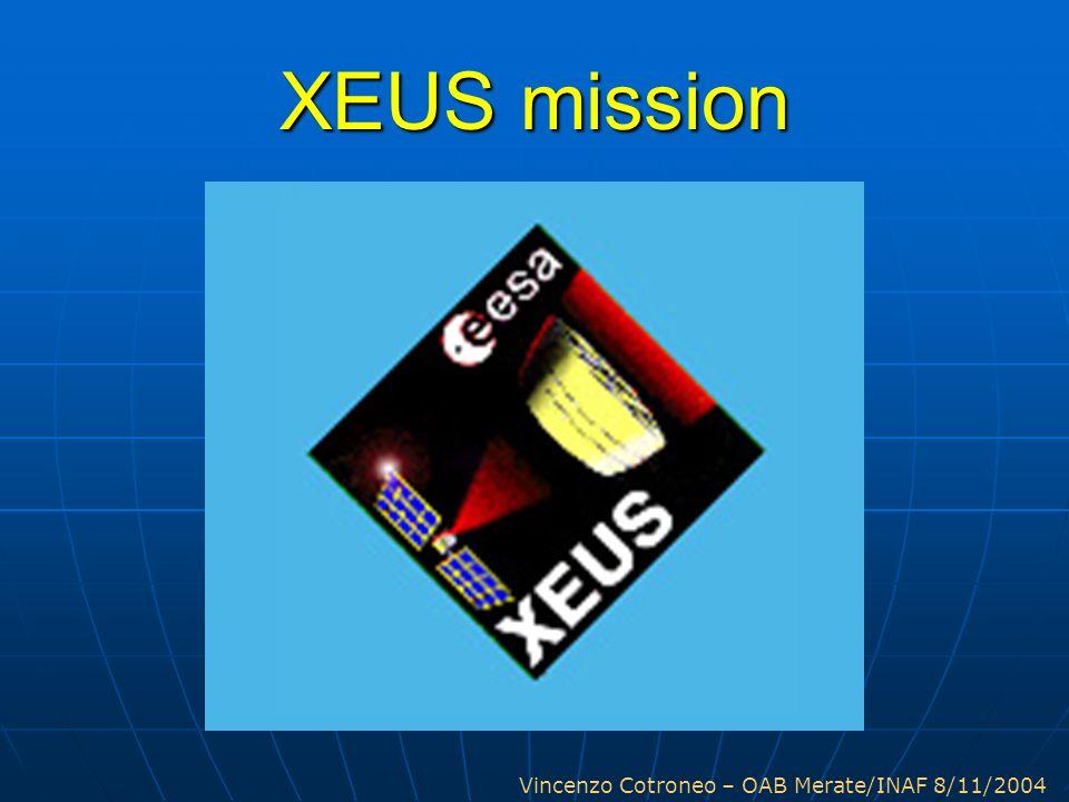 XEUS mission