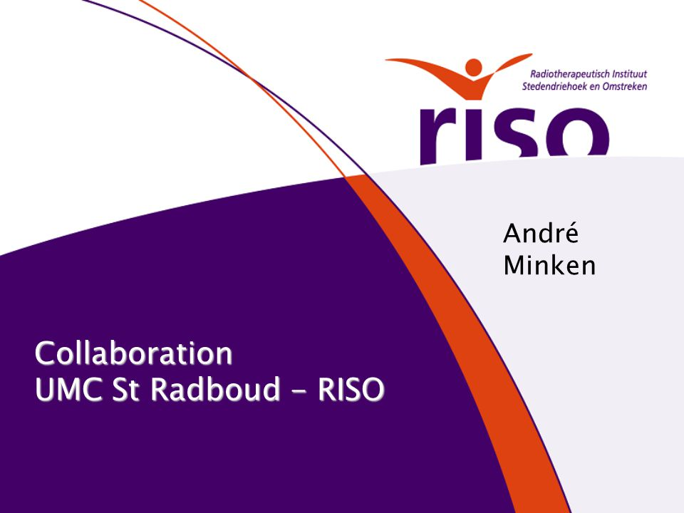 Collaboration UMC St Radboud - RISO
