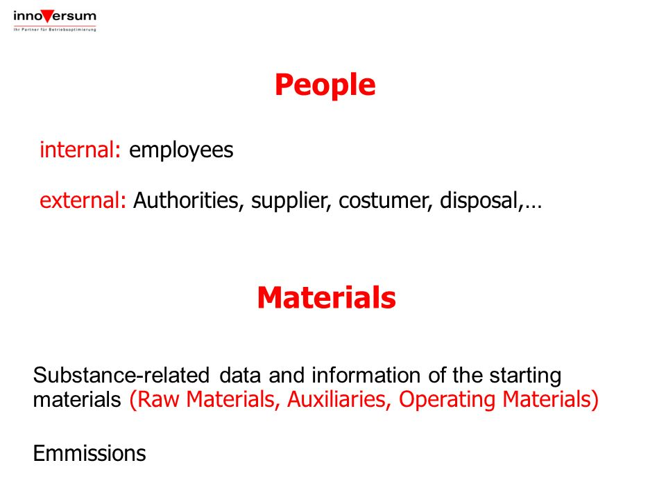 People Materials internal: employees