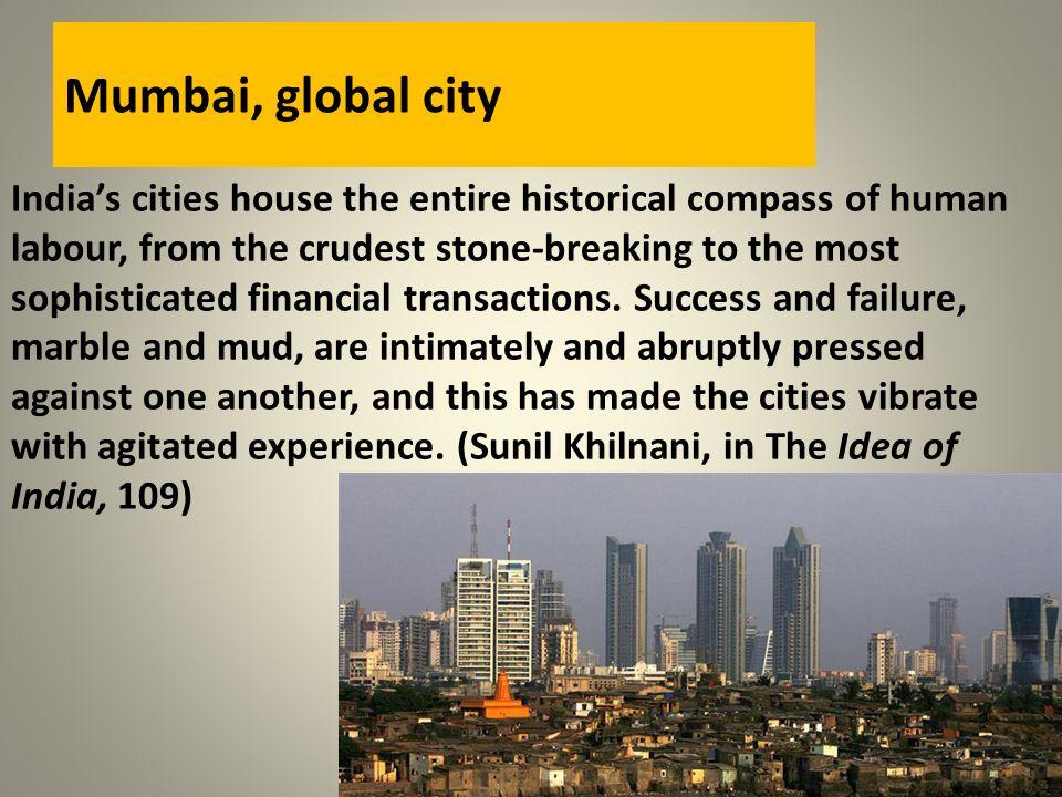 Mumbai, global city