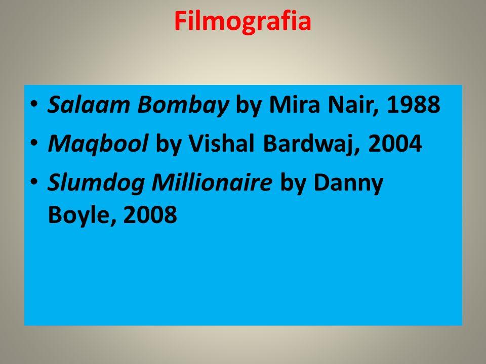 Filmografia Salaam Bombay by Mira Nair, 1988
