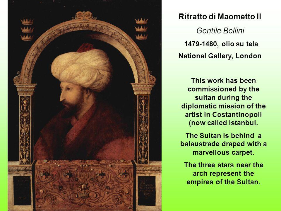 Ritratto di Maometto II