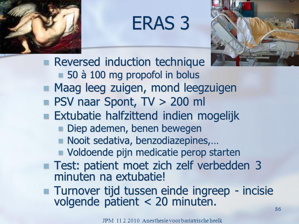 JPM 11 2 2010 Anesthesie voor bariatrische heelk