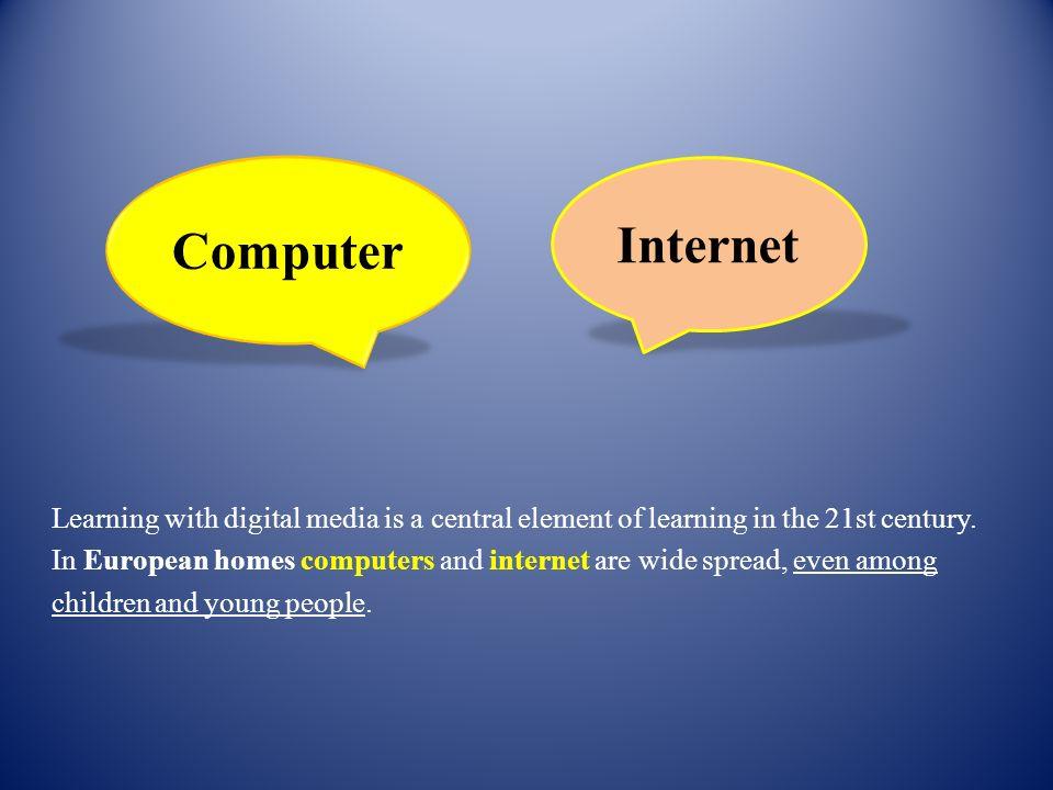 Computer Internet.