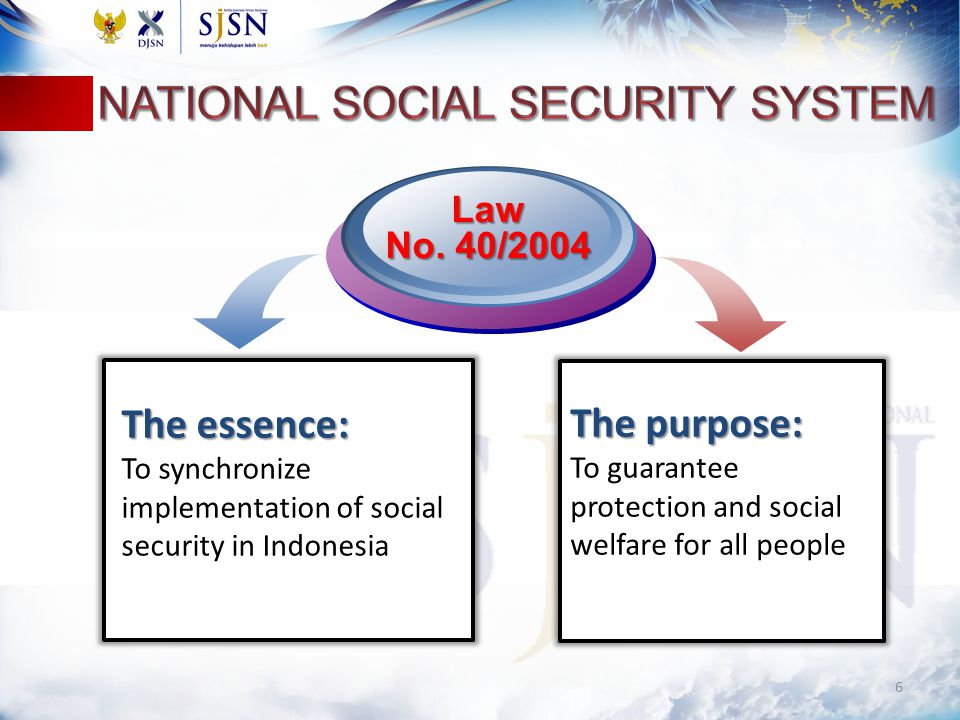 National Social Security System