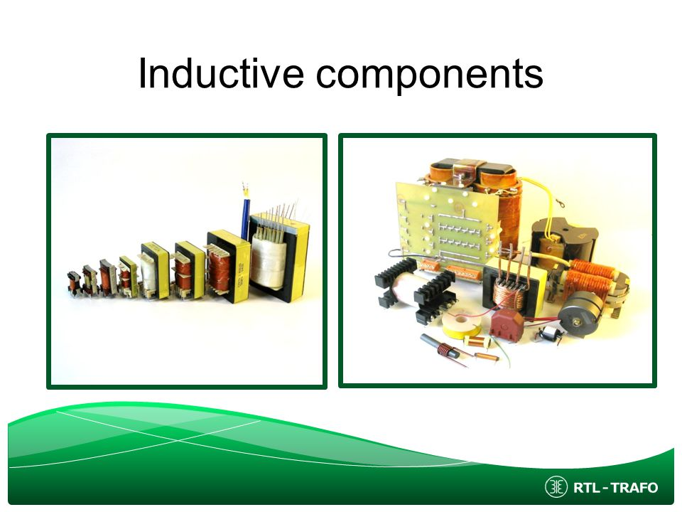 Inductive components