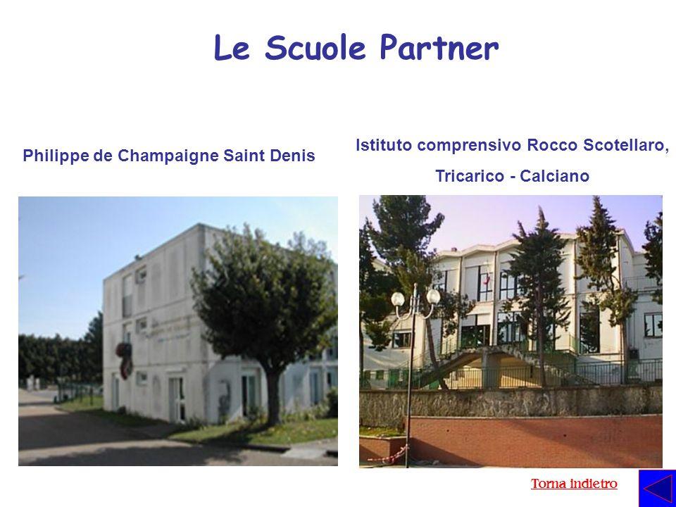 Le Scuole Partner Istituto comprensivo Rocco Scotellaro,