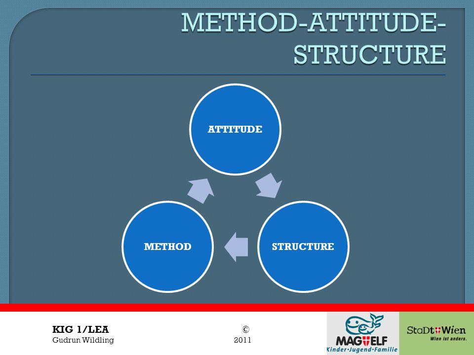 METHOD-ATTITUDE-STRUCTURE
