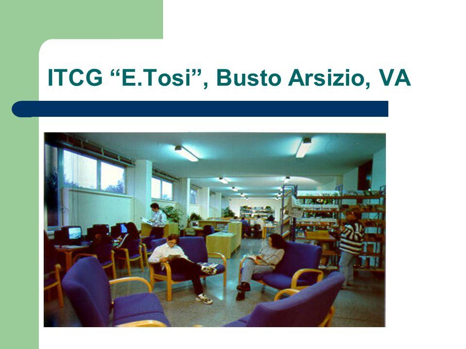ITCG E.Tosi , Busto Arsizio, VA