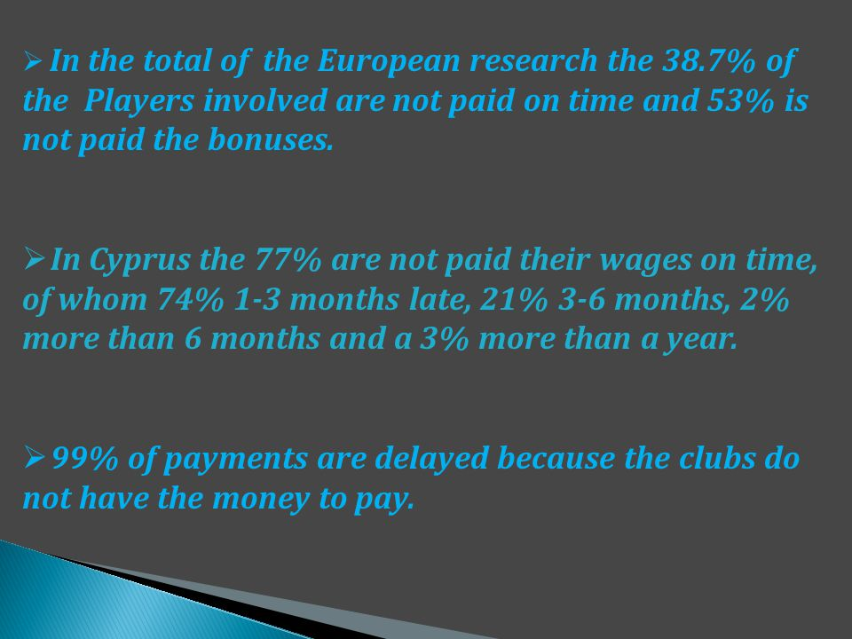 In the total of the European research the 38