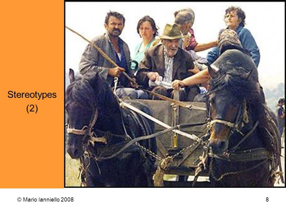 Stereotypes (2) © Mario Ianniello 2008