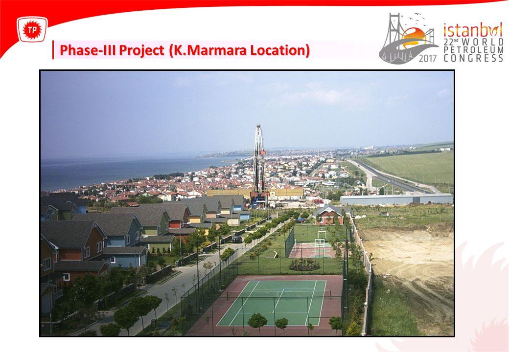Phase-III Project (K.Marmara Location)