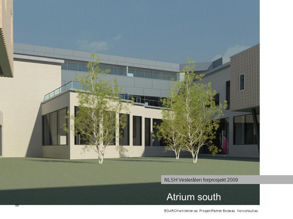 Atrium south NLSH Vesterålen forprosjekt 2009 55