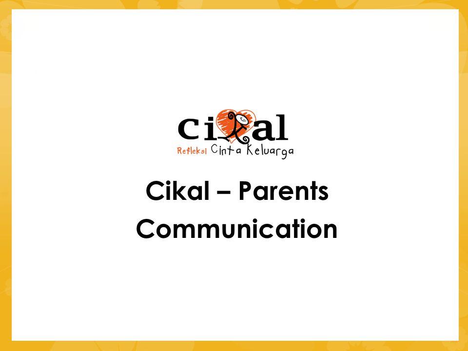 Cikal – Parents Communication
