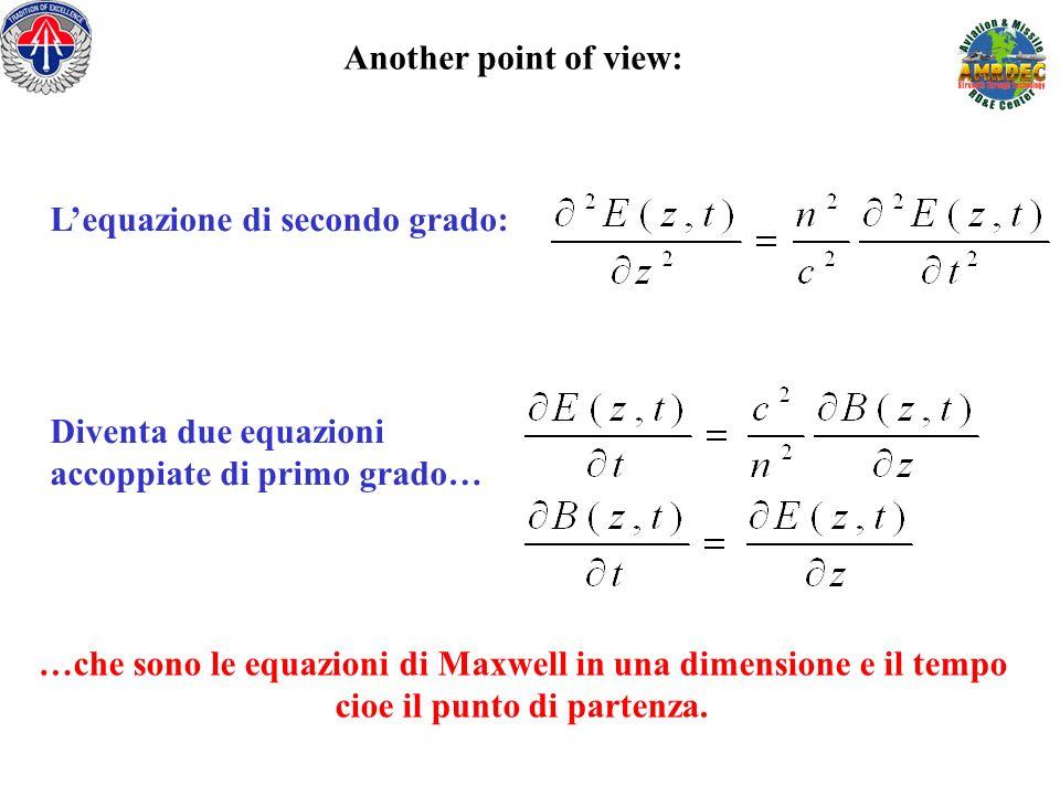 L'equazione di secondo grado:
