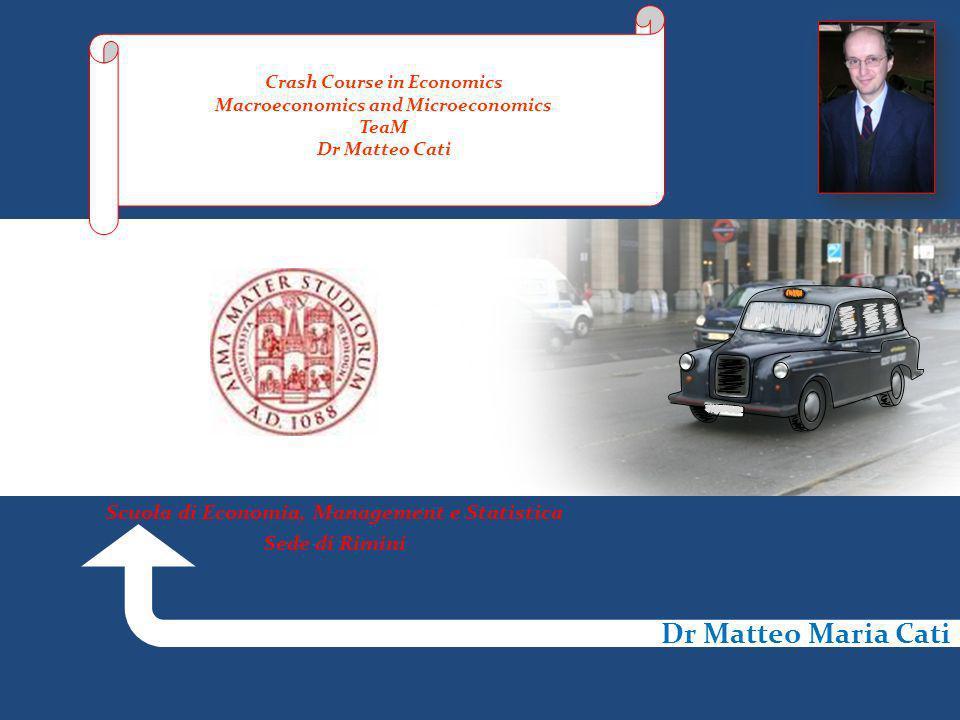 Scuola di Economia, Management e Statistica Sede di Rimini
