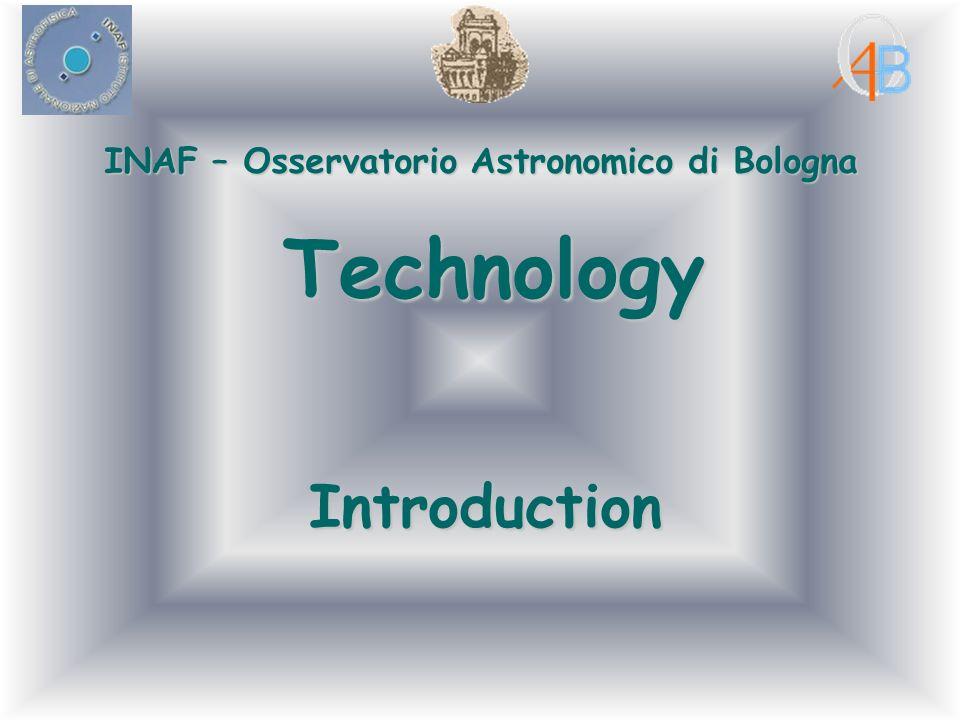 INAF – Osservatorio Astronomico di Bologna