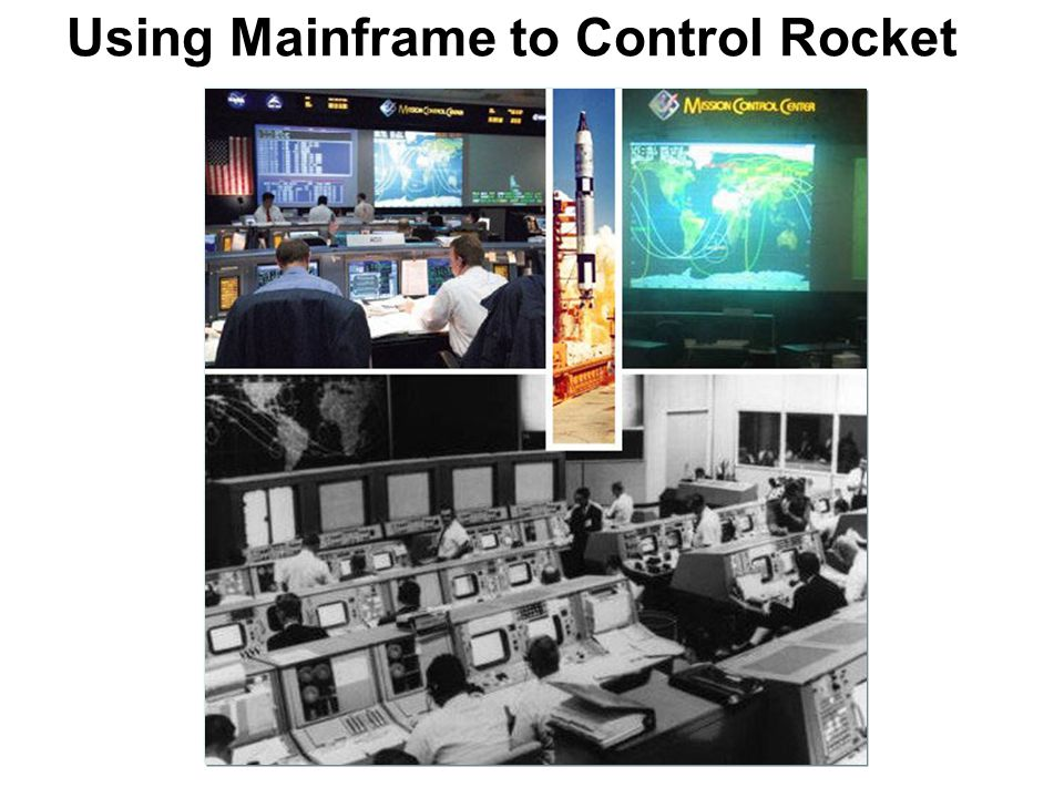 Using Mainframe to Control Rocket