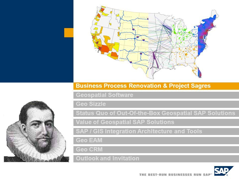 Business Process Renovation & Project Sagres