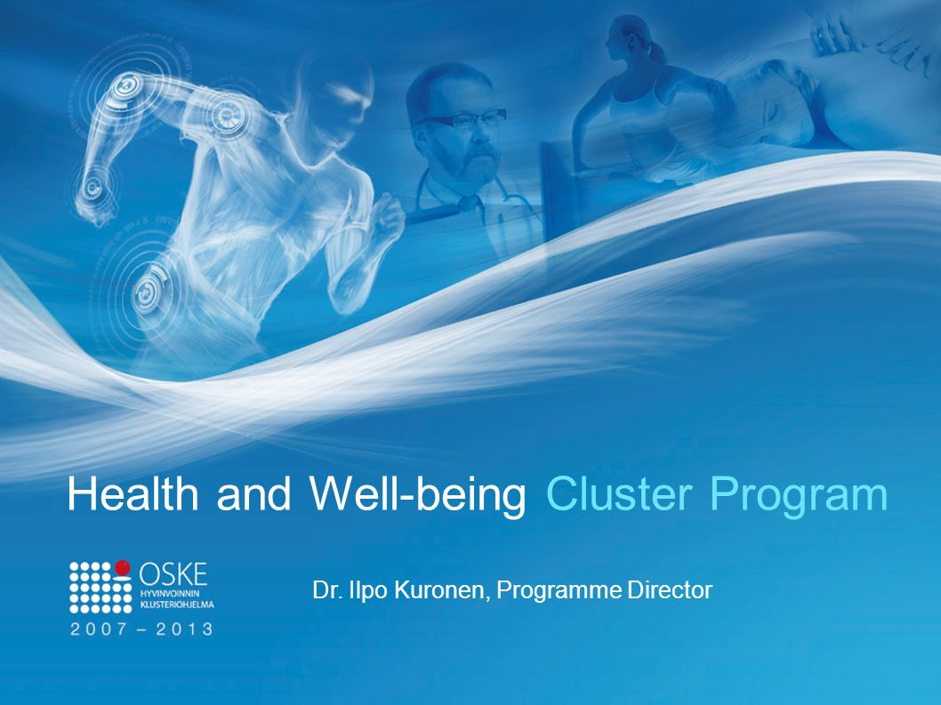 Health and Well-being Cluster Program