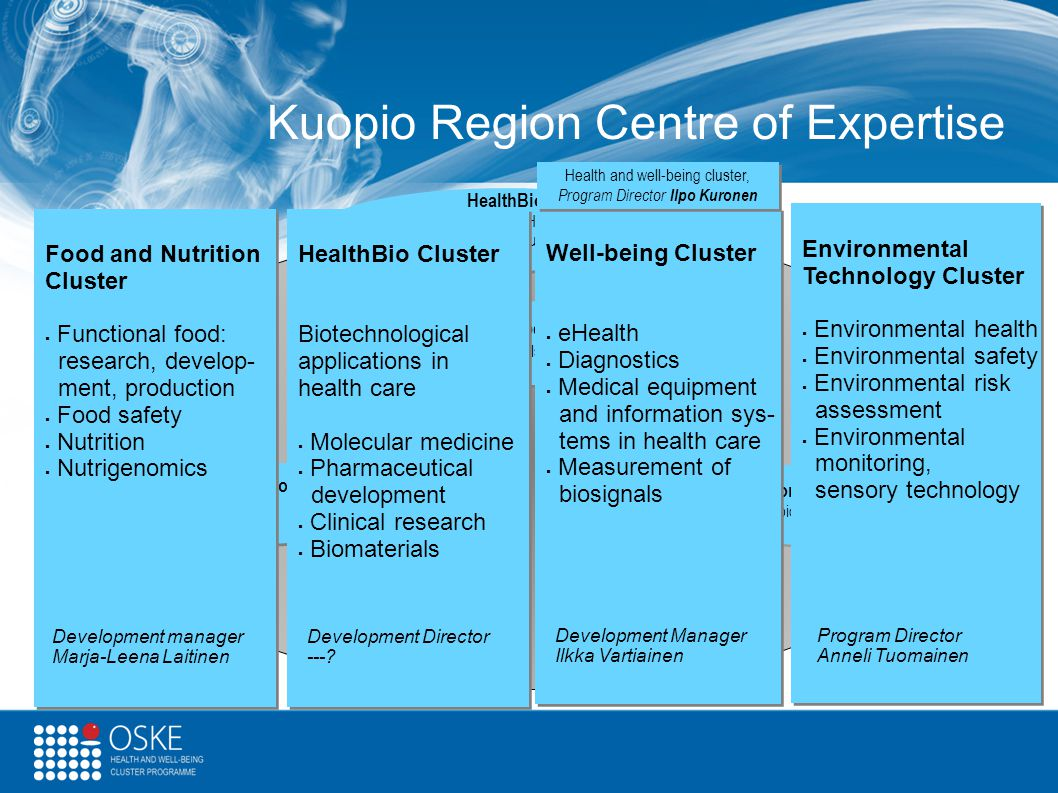Kuopio Region Centre of Expertise