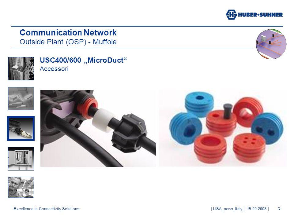 Communication Network Outside Plant (OSP) - Muffole