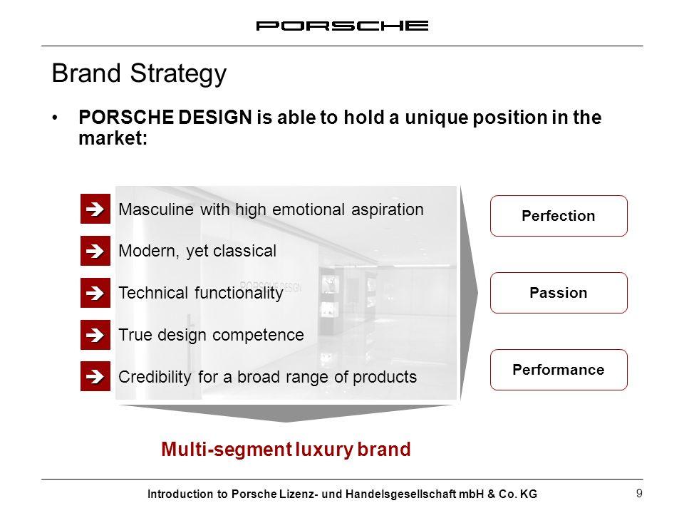 Multi-segment luxury brand