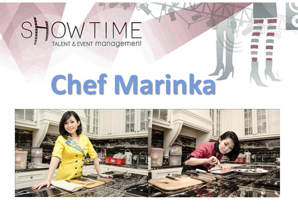 Chef Marinka