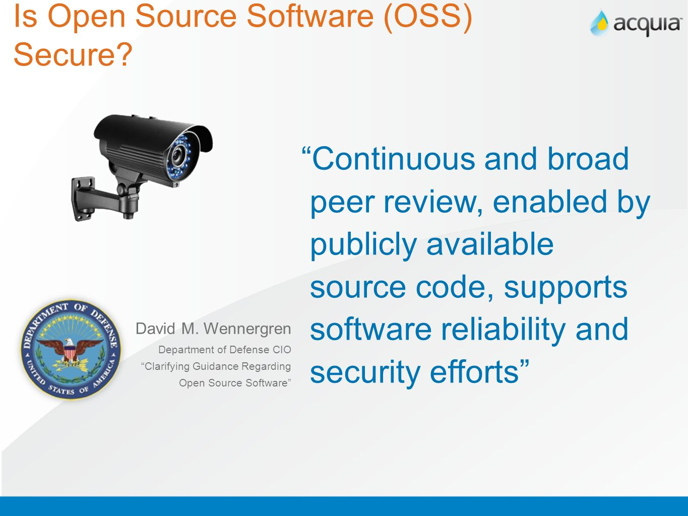 Is Open Source Software (OSS) Secure