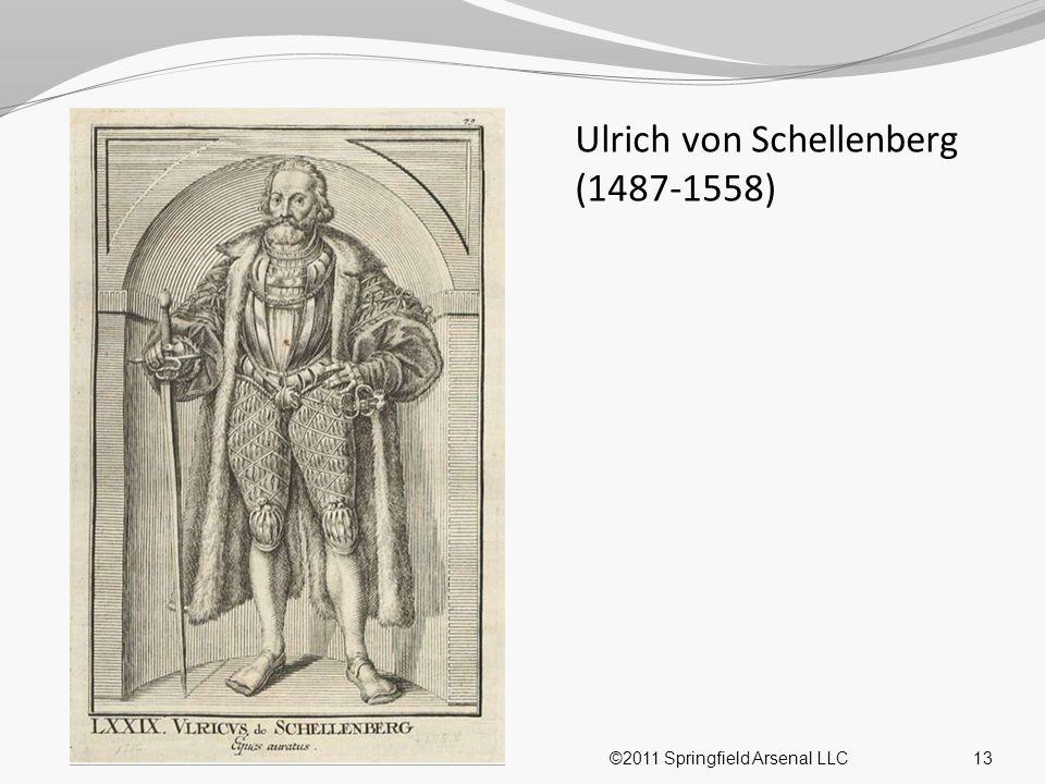 Ulrich von Schellenberg (1487-1558)