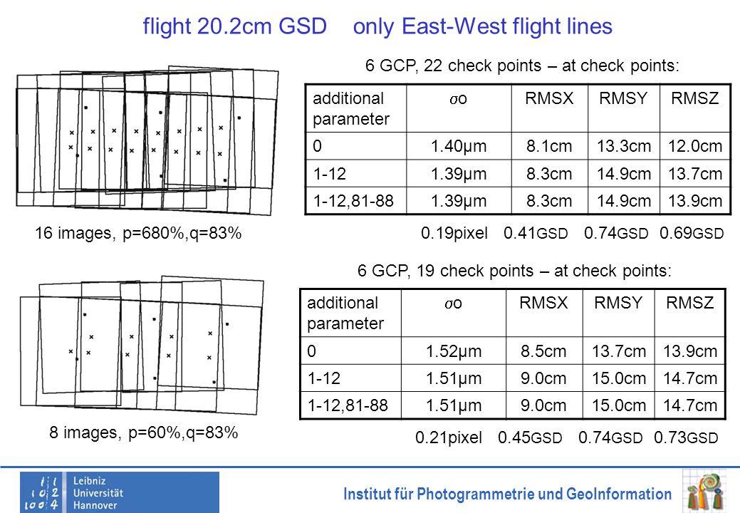 flight 20.2cm GSD only East-West flight lines