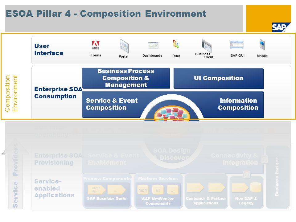 ESOA Pillar 4 - Composition Environment