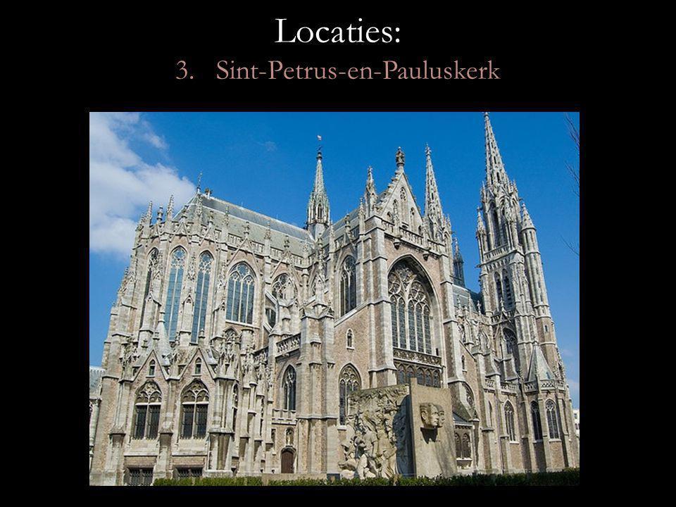 Locaties: 3. Sint-Petrus-en-Pauluskerk