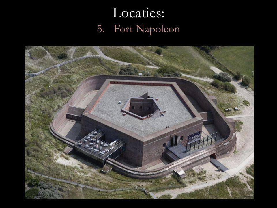 Locaties: 5. Fort Napoleon