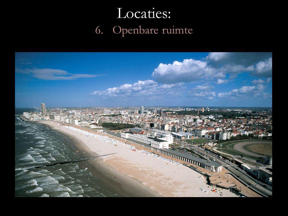 Locaties: 6. Openbare ruimte
